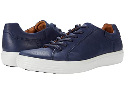 ECCO Soft 7 Street Perforated Sneaker
