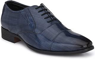 Big Fox Men's Micro Derby Formal Shoes