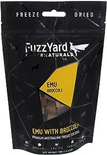 Supernaturals Emu & Broccoli 70g FuzzYard Dog Treat Natural Super Food Puppy