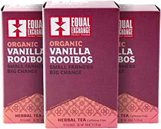 Best rooibos vanilla tea Reviews