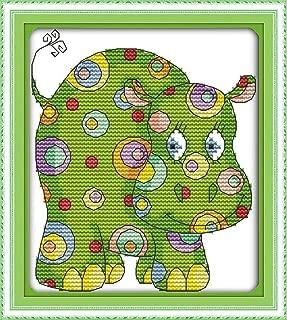 Best hippo cross stitch pattern Reviews