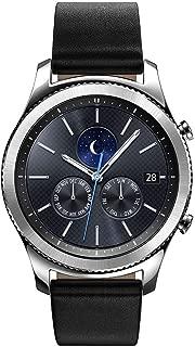 Samsung Gear S3 Classic Smartwatch - SASM-R770NZSAXAR (Renewed)