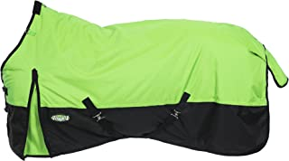 Tough-1 600 Denier Turnout Blanket 75In Lime Green