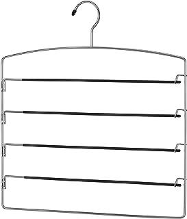 Whitmor Swing Arm Slack Hanger, Ebony Chrome