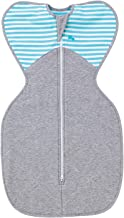 Love To Dream Swaddle UP Warm, Turquoise, Medium, 13-19 lbs, Dramatically Better Sleep, Allow Baby to Sleep in Their Preferred arms up Position for self-Soothing, snug fit Calms Startle Reflex