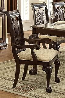 Woodbridge Home Designs Norwich Arm Chair (Set of 2)
