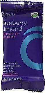 Orgain - Organic Simple Protein Bars Box Blueberry Almond - 12 Bars