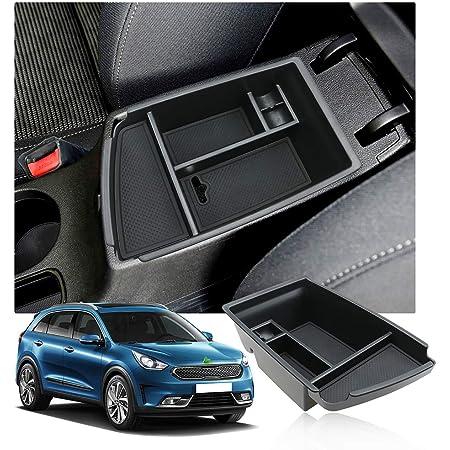 Mittelkonsole Aufbewahrungsbox Für Niro Mittelarmlehne Armlehne Organizer Storage Box Innen Auto