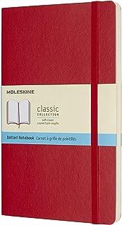 Caderno, Moleskine, 8055002854665, Vermelho, Grande