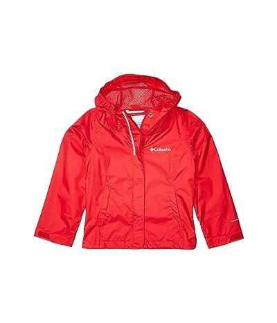 Columbia Kids Arcadiatm Jacket (Little Kids/Big Kids) (Red Lily) Girl