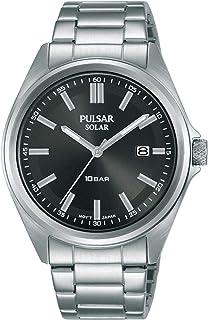 Pulsar Mens Analog Quartz Watch with Stainless Steel Bracelet PX3231X1