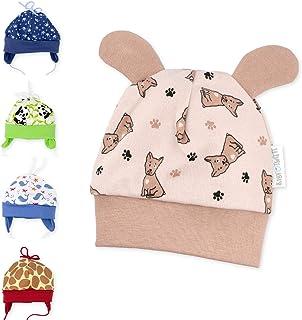 Baby Sweets Unisex Baby Mütze für Mädchen & Jungen/Erstlingsmützen in vielen Farben als Babymütze für Neugeborene & Kleinkinder in verschiedenen Größen 0-18 Monate