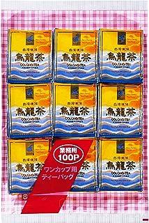 OSK業務用(アルミ)台湾凍頂烏龍茶ティーパック100袋