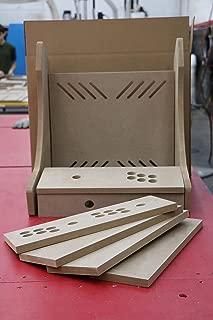 Table or Bartop Arcade Cabinet - Machine Cut Wood - Flat Pack