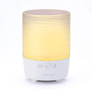 iHome Zenergy Candle Portable Bluetooth Meditative Light and Sound Therapy Candle with Candle Effect, Sound Therapy, and B...