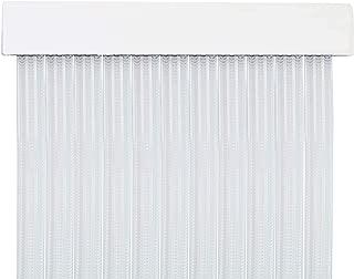 MercuryTextil P69 Cortina Puerta PVC 210x90cm Transparente
