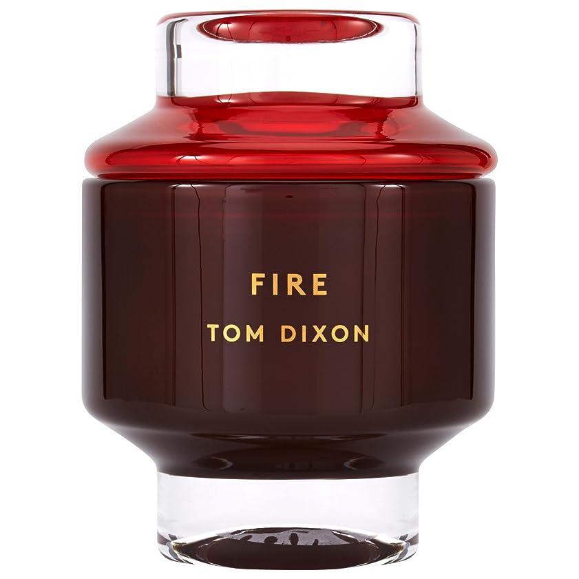 ありそう肖像画振動させるトム?ディクソン火災大型香りのキャンドル x6 - Tom Dixon Fire Scented Candle Large (Pack of 6) [並行輸入品]