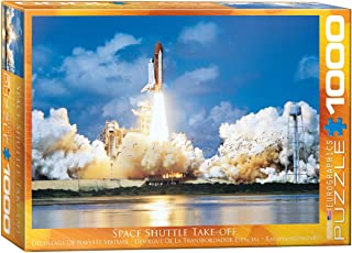 Space Shuttle Take-off
