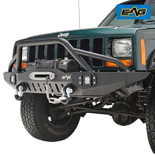 Jeep Xj Off Road Bumper