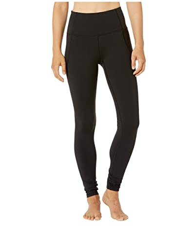 Bloch Allonge Suprima High-Rise Leggings (Black) Women