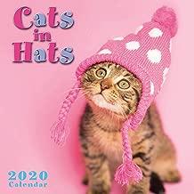 2020 Mini Wall Calendar: Cats in Hearts