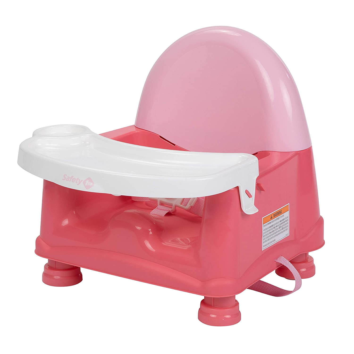 Safety 1st Easy Care Swing Outlet SALE Tray On Crush Washington Mall Booster Feeding Coral
