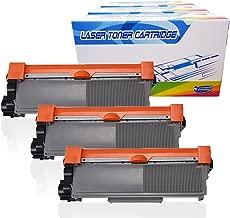 Inktoneram Compatible Toner Cartridges Replacement for Brother TN630 TN-630 HL-L2300D HL-L2320D HL-L2340DW HL-L2360DW HL-L2380DW MFC-L2700DW MFC-L2720DW MFC-L2740DW DCP-L2520DW DCP-L2540DW (BK-3PK)