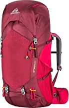 Gregory Mountain Products Amber 60 Liter Women's Backpack, Chili Pepper Red, One Size