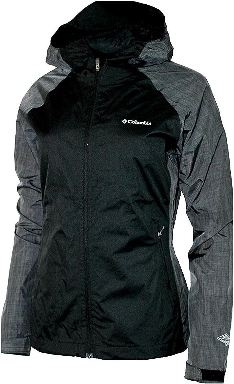 Columbia Women's Hot Thought II Athletic Waterproof Omni Heat Shell Jacket