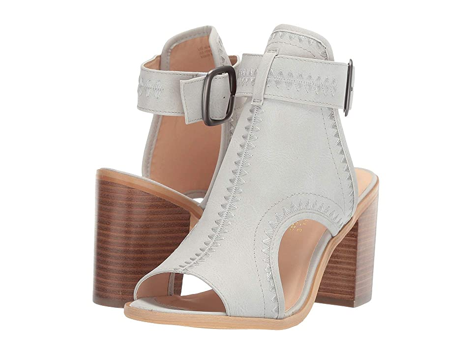 VOLATILE Linedance (Grey) High Heels