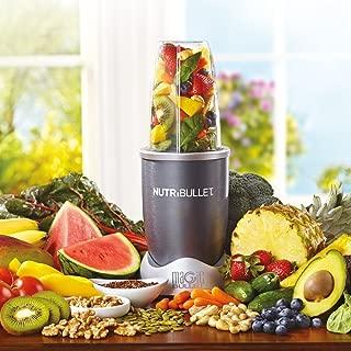Nutribullet 600 Watt Blender 6 Piece Set Superfood Nutrition Extractor NBR-0601