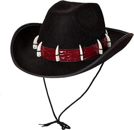 6ccaf5388ee Adult Adventurer Hat Fancy Dress Party Accessory Croc Teeth Australian  Outback