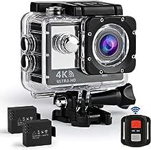 Carga para GoPro Hero 7 Black//Hero 2018//Hero 6//5 TELESIN Allin Box Cargador para GoPro Gopro Kit de bater/ía multifunci/ón Almacenamiento Lector de Tarjetas SD Cargador USB LED de 3 Canales