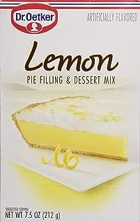 Pie Filling; Lemon , Pack of 3