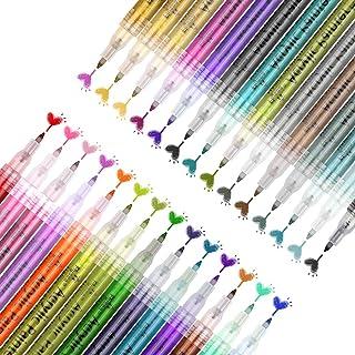 28 Acrylstiften Marker Stiften,0.7 mm Acrylverf,Waterbestendig, Marker Hout Stift,kleur Voor Het Beschilderen Van Stenen,H...