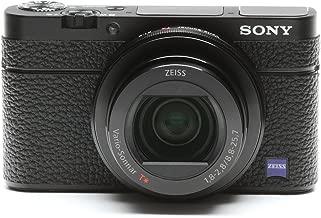 SONY Cyber-Shot DSC-RX100M 3 Camera Leather Decoration Sticker