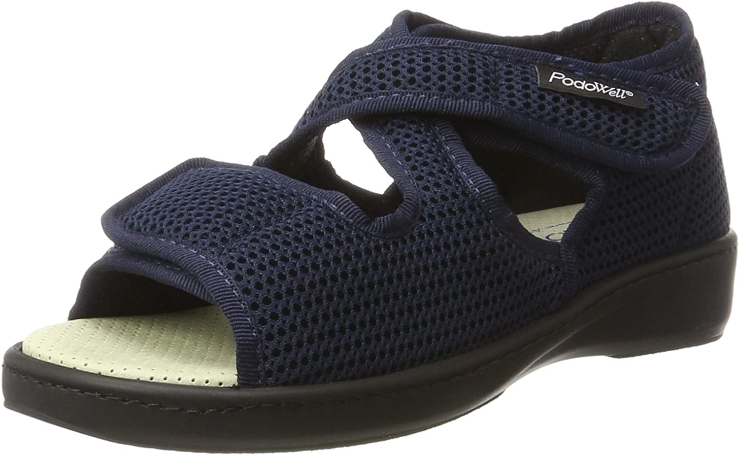 PodoWell Unisex Adults Andalou Hi-Top Slippers