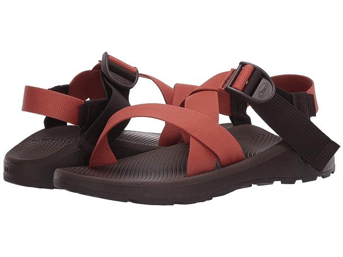 Chaco  Mega Z/Cloud (Solid Redwood) Mens Sandals