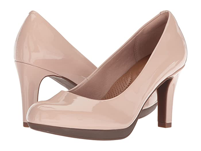 Clarks  Adriel Viola (Dusty Pink) High Heels