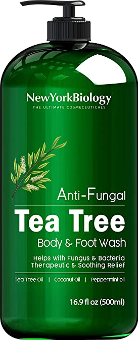 Explore antifungal washes for feet