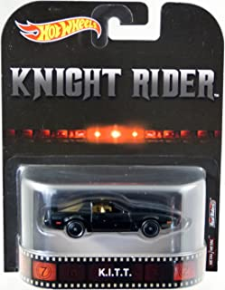 Hot Wheels 2017 Retro Entertainment - Knight Rider K.I.T.T.