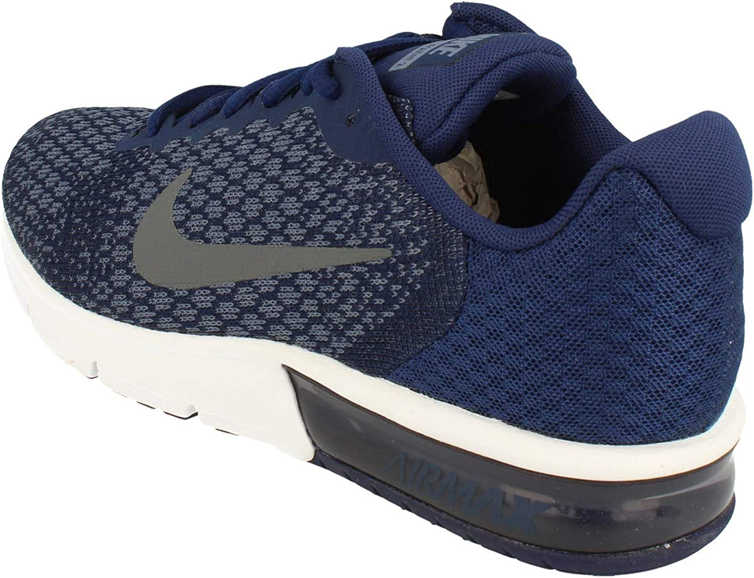 Nike Air Max Sequent 2, Chaussures de Fitness Homme : Amazon.fr ...