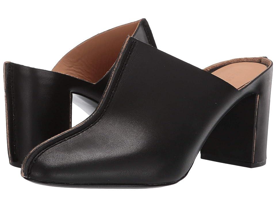 Jil Sander Navy JN32012A (Black) High Heels