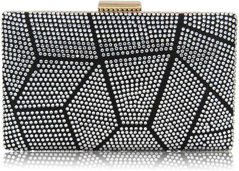Women Clutches Crystal Evening Bags Clutch Purse Party Wedding Handbags