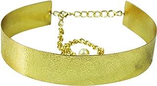 AyA Fashion Designer Golden Plated Metal Belt Kamarband | For Women and Girls