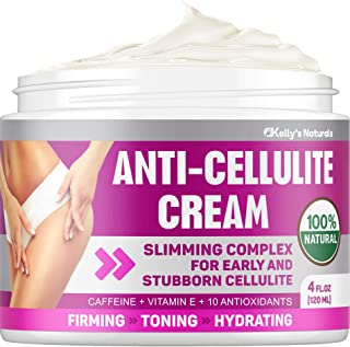 Cellulite Cream for 100% Complete Cellulite Removal – Made In USA – Hot Cream..