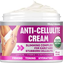 Sponsored Ad - Cellulite Cream for 100% Complete Cellulite Removal - Made In USA - Hot Cream with Caffeine Cellulite Treat...