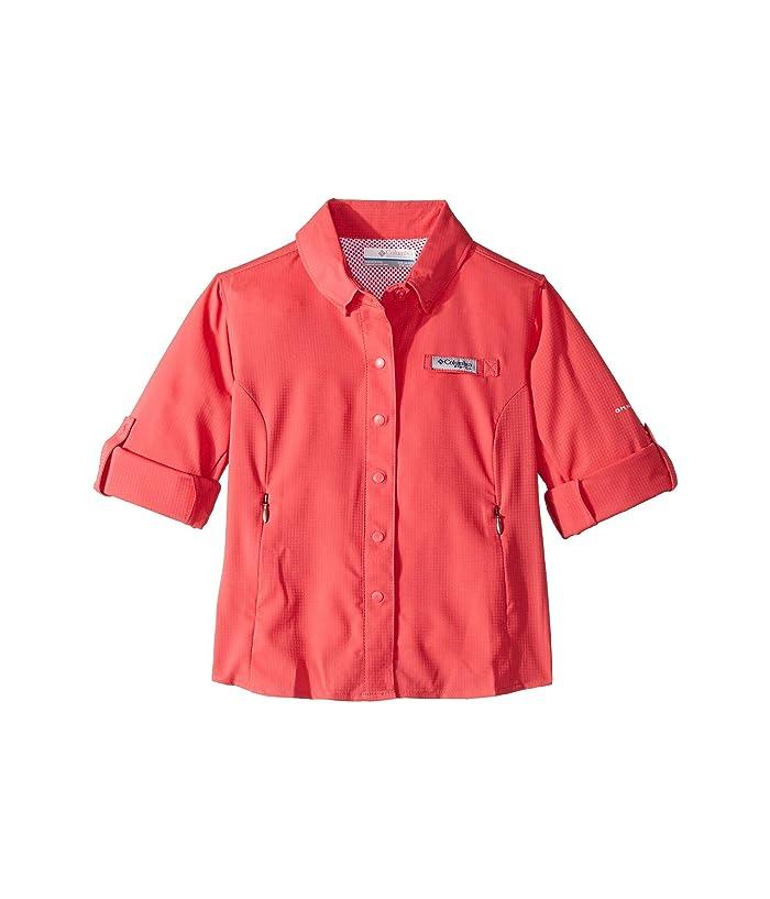 Columbia Kids Tamiami Trade Long Sleeve Shirt Little Kids Big Kids