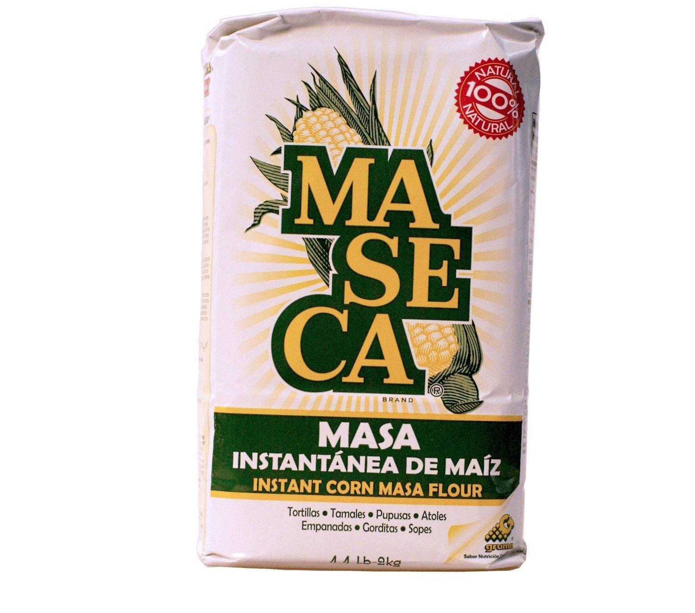 Maseca Corn Masa Finally popular brand Mix 4.4 2 LB of Pack Attention brand