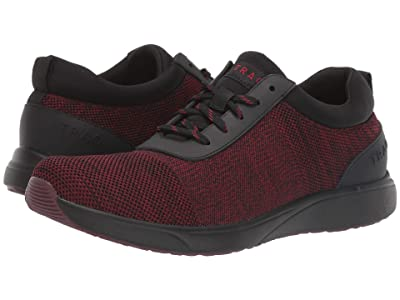 TRAQ by Alegria Quantum (Maroon Black) Men